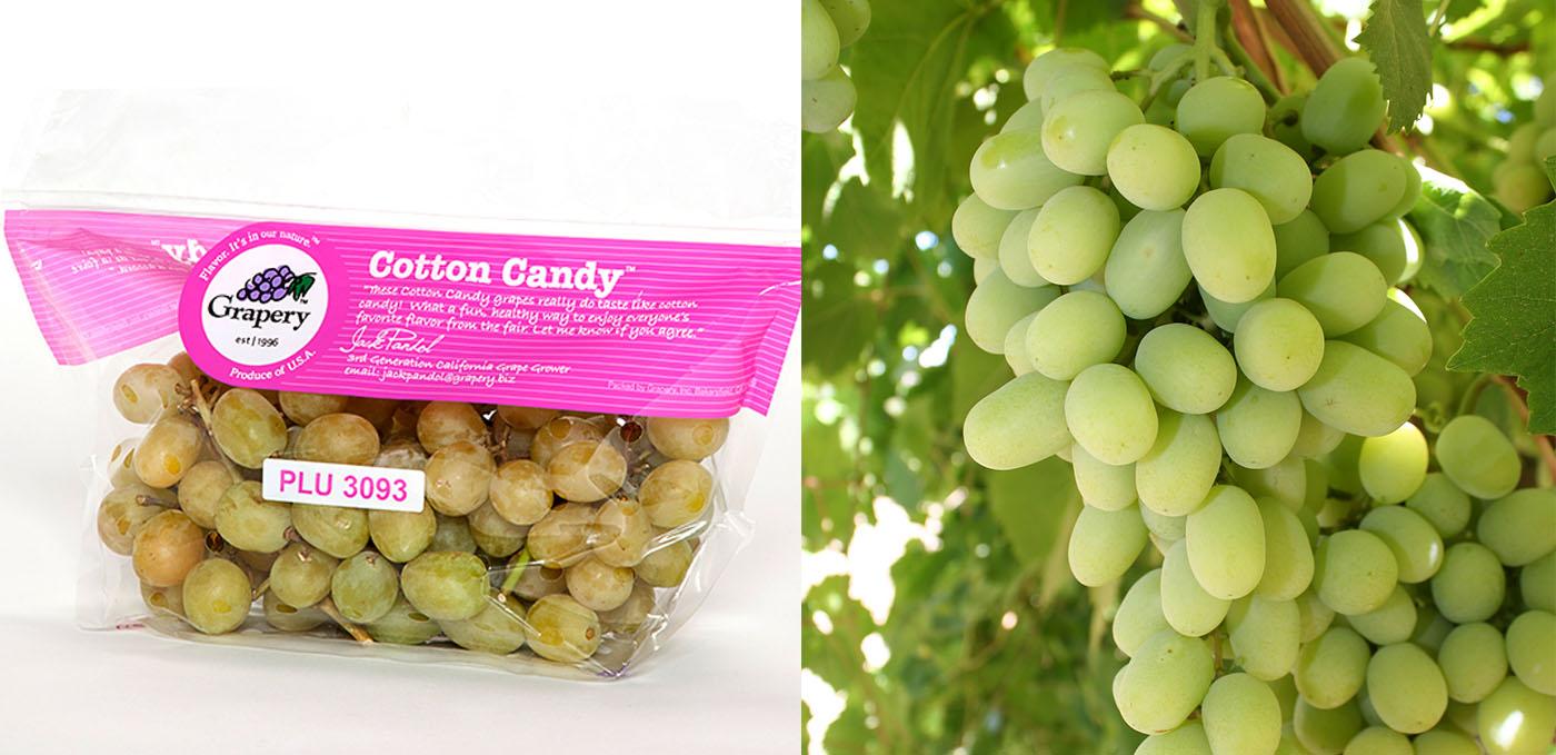 Uva Cotton Candy